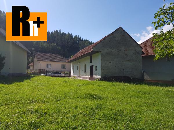 Foto Rodinný dom na predaj Turie 1275m2 - rezervované