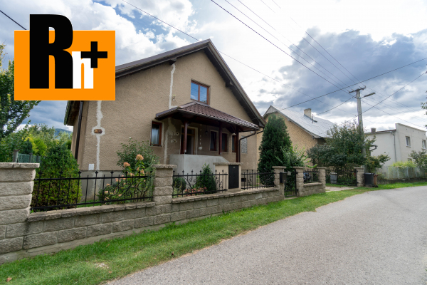 Foto Na predaj Bytča Mikšová rodinný dom - exkluzívne v Rh+
