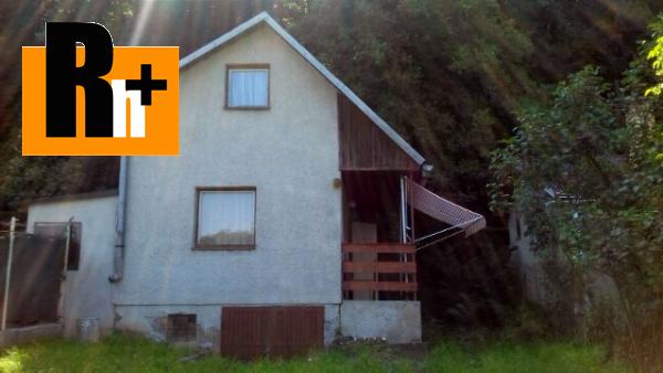 Foto Na predaj Kostoľany nad Hornádom rekreačná chata