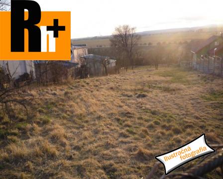 Foto Vrútky na predaj pozemok pre bývanie - TOP ponuka