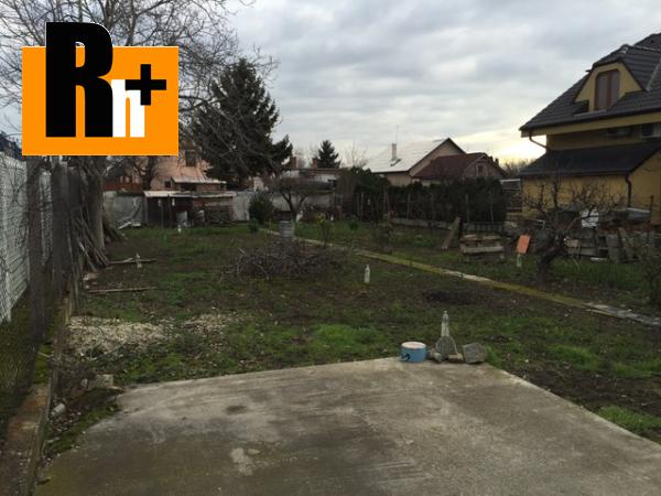 Foto Bratislava-Ružinov Krajná pozemok pre bývanie na predaj - TOP ponuka