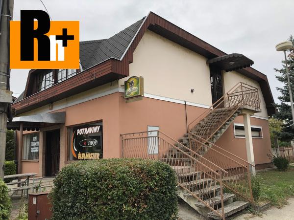 Foto Obchodné priestory na predaj Komárno Nová Stráž obchodné priestory