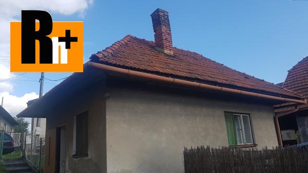 Foto Rekreačný domček na predaj Turčianske Kľačany - ihneď k dispozícii