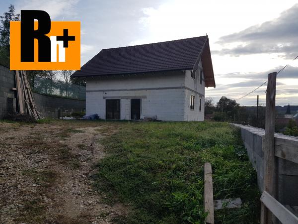 Foto Na predaj rodinný dom Vajkovce - novostavba