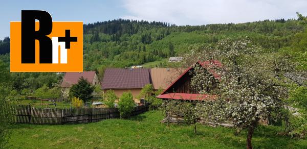 Foto Oščadnica 750m2 so stavbou pozemok pre bývanie na predaj - exkluzívne v Rh+