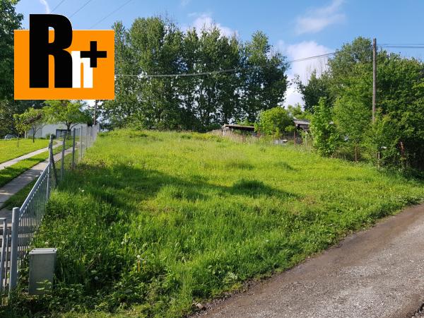 Foto Žilina Podhorie 946m2 pozemok pre bývanie na predaj - exkluzívne v Rh+