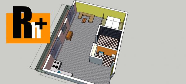Foto Martin 1 izbový byt na predaj - exkluzívne v Rh+