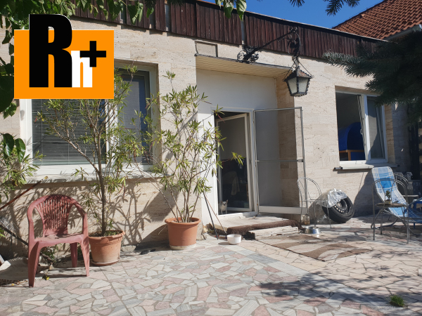 Foto Na predaj Bratislava-Vrakuňa Hrušovská rodinný dom - rezervované