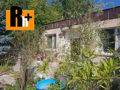 Na predaj Bratislava-Vrakuňa Hrušovská rodinný dom - TOP ponuka 10