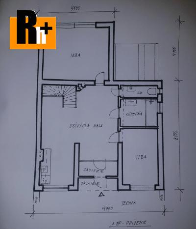 Na predaj Bratislava-Vrakuňa Hrušovská rodinný dom - TOP ponuka 6
