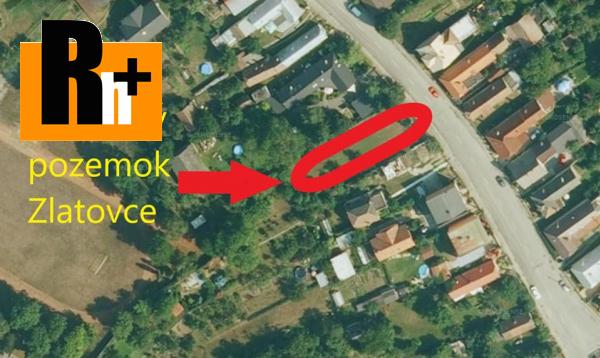 1. obrázok Na predaj Trenčín Zlatovce pozemok pre bývanie - TOP ponuka