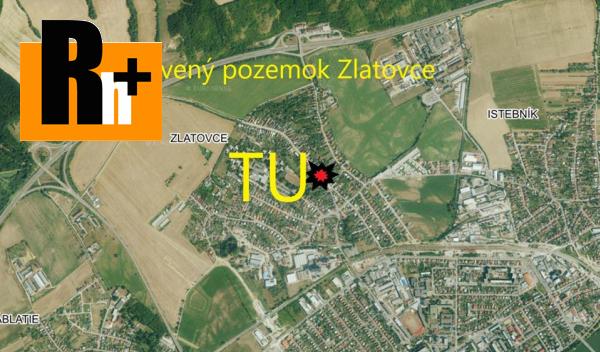2. obrázok Na predaj Trenčín Zlatovce pozemok pre bývanie - TOP ponuka