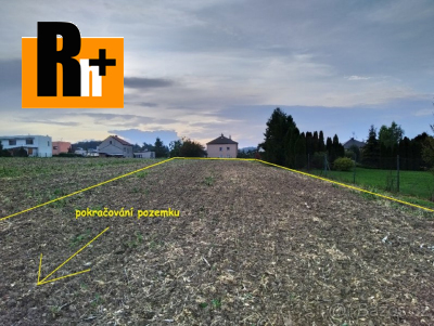 Dolní Lhota Dolní Lhota na prodej pozemek pro bydlení - 5104m2