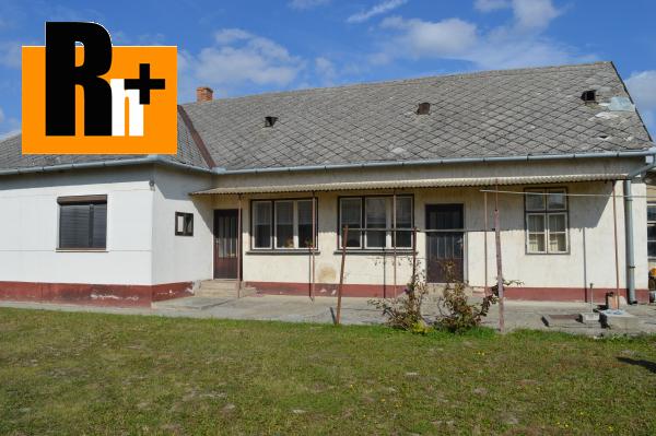 Foto Rodinný dom Iža na predaj