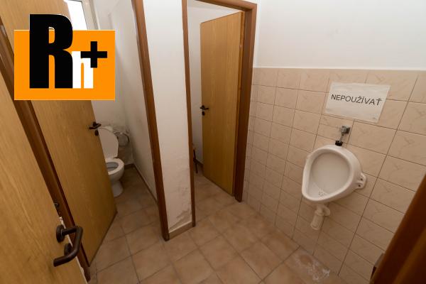 14. obrázok Priemyselný areál na predaj Bytča 1567m2 - exkluzívne v Rh+