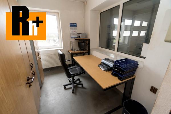17. obrázok Priemyselný areál na predaj Bytča 1567m2 - exkluzívne v Rh+