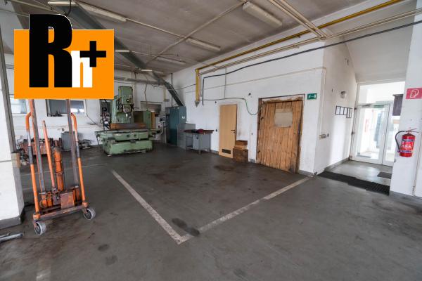 20. obrázok Priemyselný areál na predaj Bytča 1567m2 - exkluzívne v Rh+