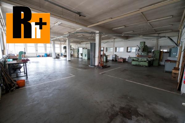 21. obrázok Priemyselný areál na predaj Bytča 1567m2 - exkluzívne v Rh+