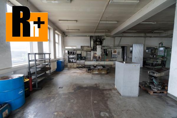 24. obrázok Priemyselný areál na predaj Bytča 1567m2 - exkluzívne v Rh+