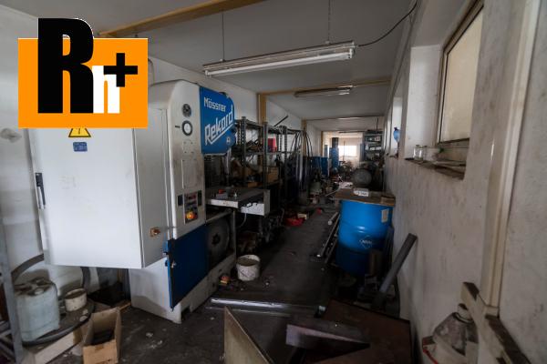 25. obrázok Priemyselný areál na predaj Bytča 1567m2 - exkluzívne v Rh+