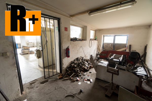 26. obrázok Priemyselný areál na predaj Bytča 1567m2 - exkluzívne v Rh+