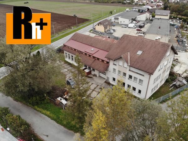 3. obrázok Priemyselný areál na predaj Bytča 1567m2 - exkluzívne v Rh+