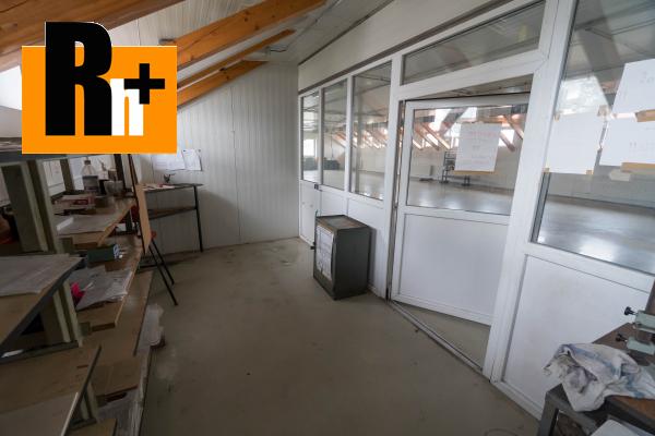 37. obrázok Priemyselný areál na predaj Bytča 1567m2 - exkluzívne v Rh+