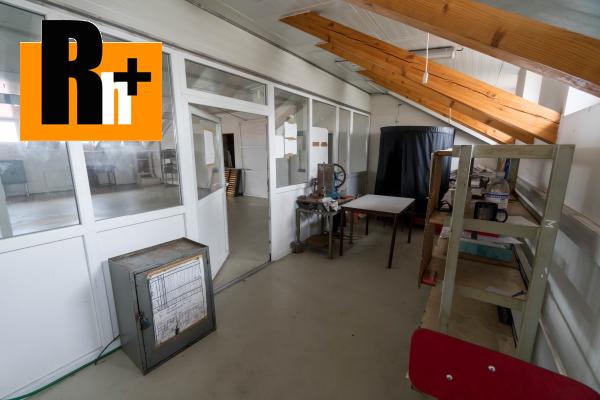 38. obrázok Priemyselný areál na predaj Bytča 1567m2 - exkluzívne v Rh+