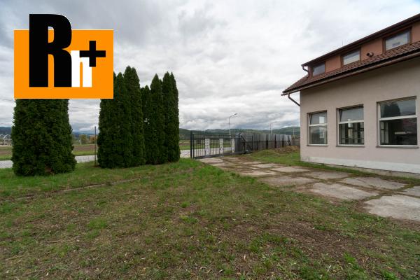 5. obrázok Priemyselný areál na predaj Bytča 1567m2 - exkluzívne v Rh+