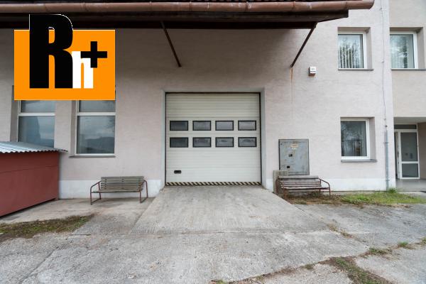 6. obrázok Priemyselný areál na predaj Bytča 1567m2 - exkluzívne v Rh+