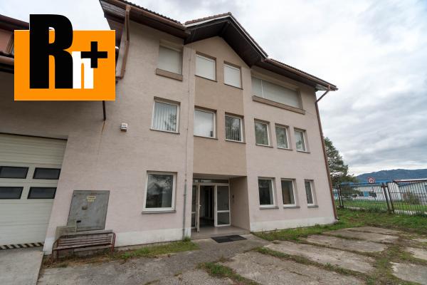 7. obrázok Priemyselný areál na predaj Bytča 1567m2 - exkluzívne v Rh+
