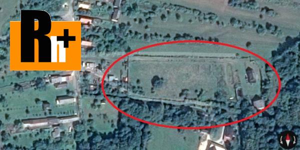 9. obrázok Čereňany na predaj zastavané plochy a nádvoria - 12000m2