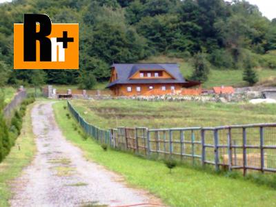Čereňany na predaj zastavané plochy a nádvoria - 12000m2