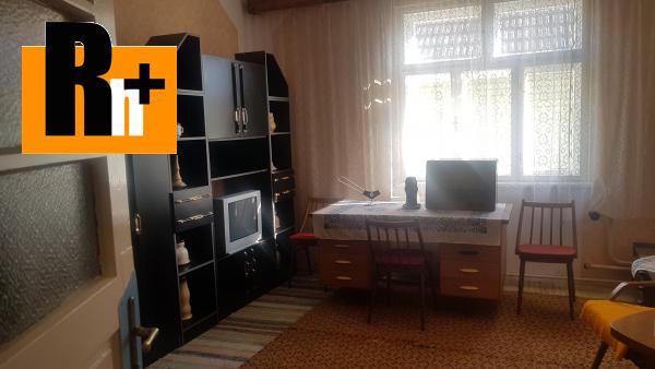 16. obrázok Krpeľany rodinný dom na predaj - exkluzívne v Rh+