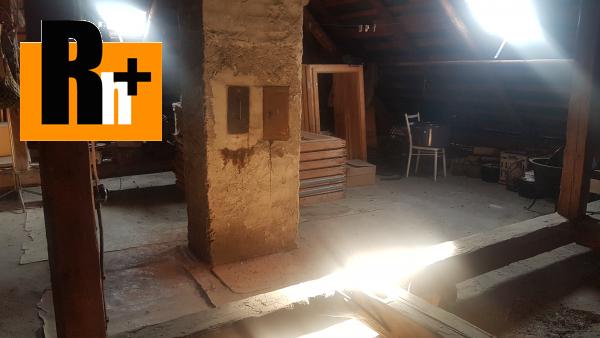 18. obrázok Krpeľany rodinný dom na predaj - exkluzívne v Rh+