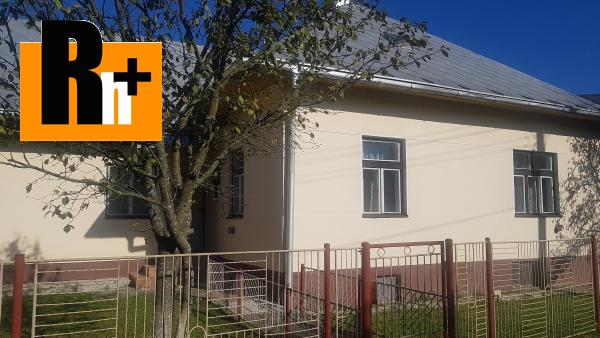 2. obrázok Krpeľany rodinný dom na predaj - exkluzívne v Rh+