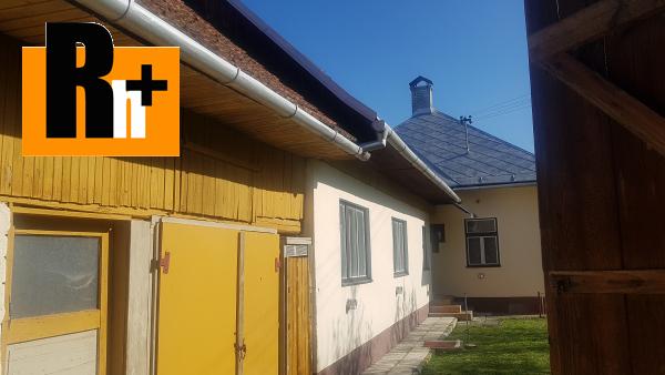 3. obrázok Krpeľany rodinný dom na predaj - exkluzívne v Rh+