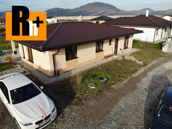 2. obrázok Na predaj Žilina Mojš 4i novostavba rodinný dom - exkluzívne v Rh+