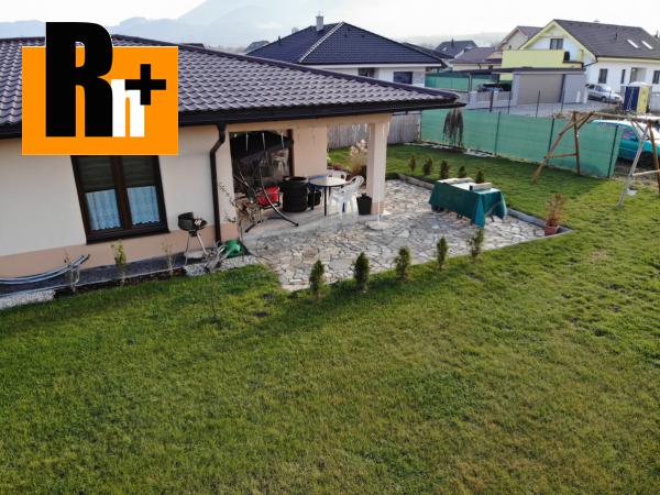 3. obrázok Na predaj Žilina Mojš 4i novostavba rodinný dom - exkluzívne v Rh+