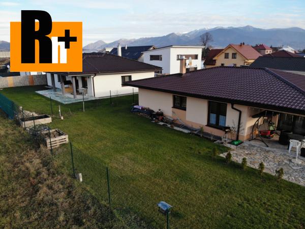4. obrázok Na predaj Žilina Mojš 4i novostavba rodinný dom - exkluzívne v Rh+