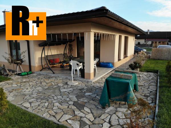 5. obrázok Na predaj Žilina Mojš 4i novostavba rodinný dom - exkluzívne v Rh+