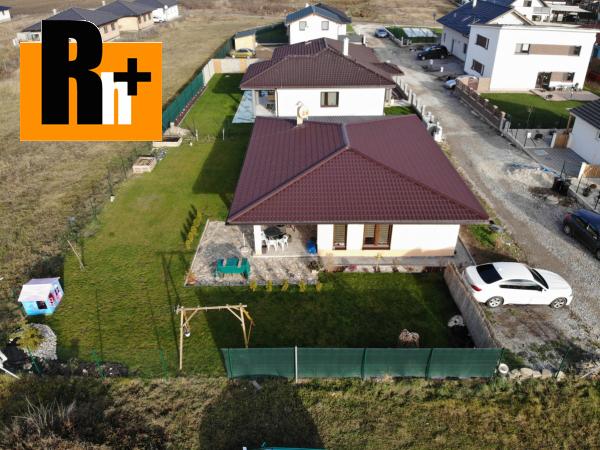 6. obrázok Na predaj Žilina Mojš 4i novostavba rodinný dom - exkluzívne v Rh+