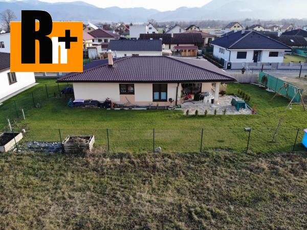 8. obrázok Na predaj Žilina Mojš 4i novostavba rodinný dom - exkluzívne v Rh+