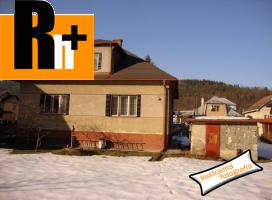 Na predaj Šúrovce rodinný dom