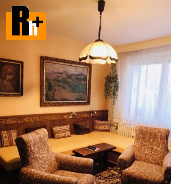 Foto Žilina širšie centrum s dvoma balkónmi 1 izbový byt na predaj - exkluzívne v Rh+