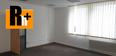 Na pronájem kancelář Ostrava Poruba Slavíkova - 121m2