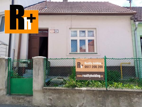 Foto Trenčín centrum Partizánska na predaj rodinný dom - TOP ponuka