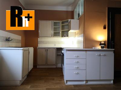 Na pronájem byt 2+1 Ostrava Moravská a Přívoz Gorkého - exkluzívně v Rh+