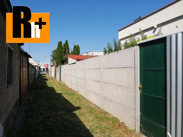 2. obrázok Bratislava-Ružinov Táborská pozemok pre bývanie na predaj - TOP ponuka