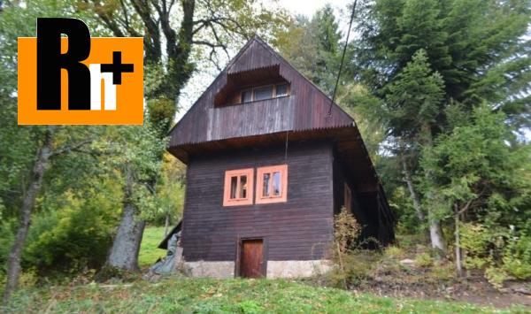Foto Na predaj chalupa Terchová Biely Potok - TOP ponuka